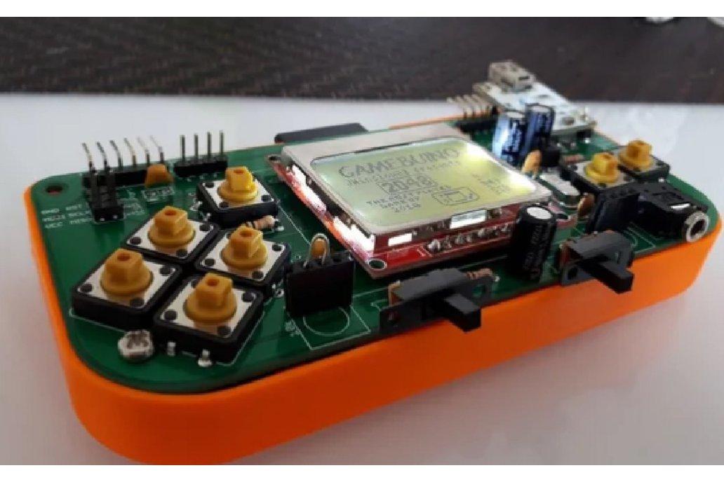 Gamebuino Portable Console - Open Hardware/Source 1