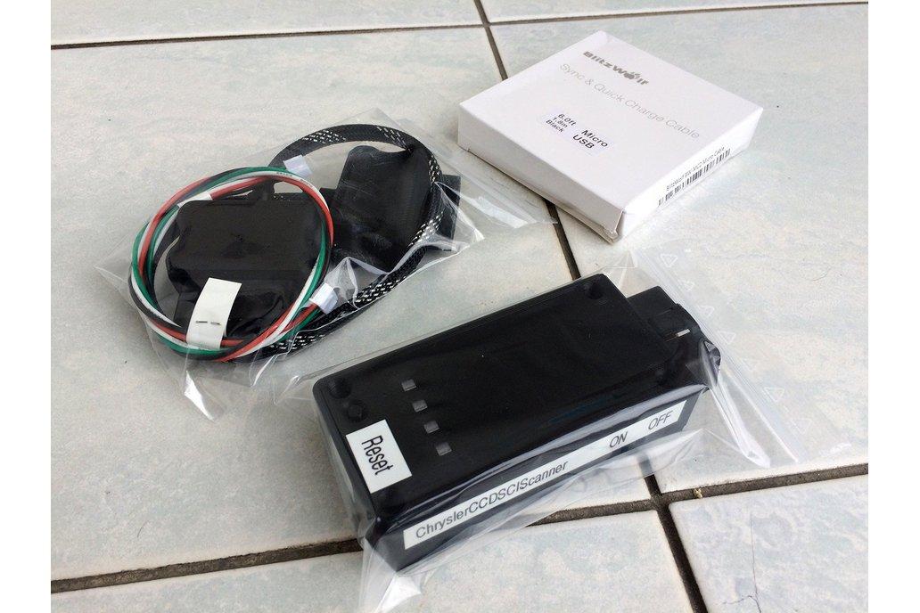 Chrysler CCD/SCI Scanner V1.4X 1
