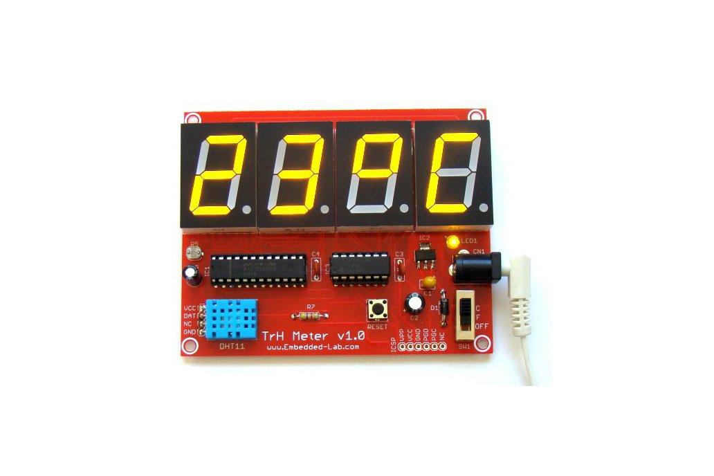 TrH Meter Kit 6