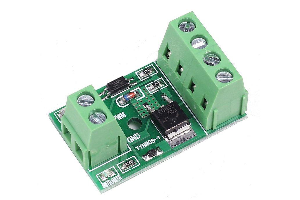 MOS Transistor Trigger PWM Control Switch(12191) 1