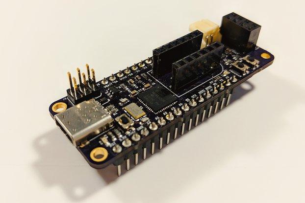 Tiny Core AVR UPDI Programmer