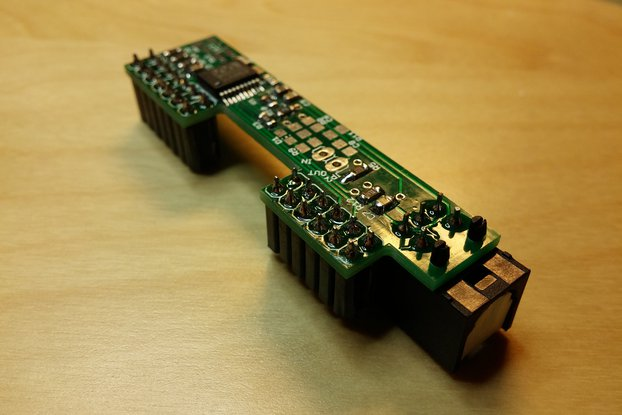 tinyToslink - Raspberry Pi Optical Audio