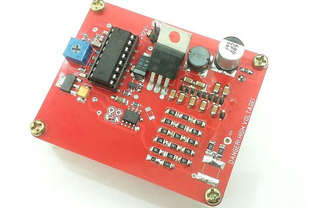 Adjustable High Voltage module 150V-1500V 0.2W