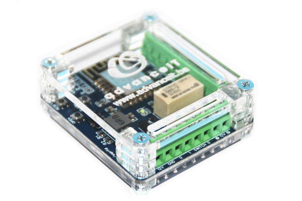 ESP-RFID Relay Blue Board 1