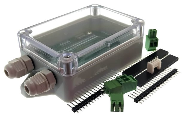 qBoxMini Pi Pico DIY IOT Enclosure Kit