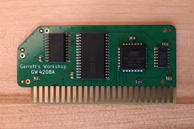 RAM128 (GW4208A) -- 128kB RAM for Apple II