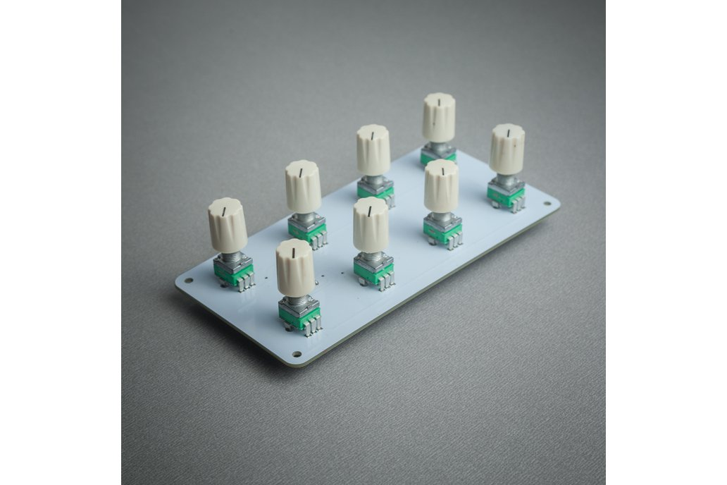 P42 - 4x2 Potentiometer module 4