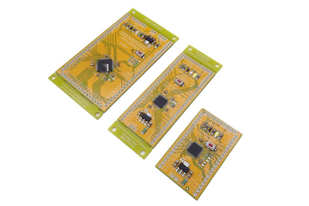 AVR128DA development board - Arduino compatible! 1