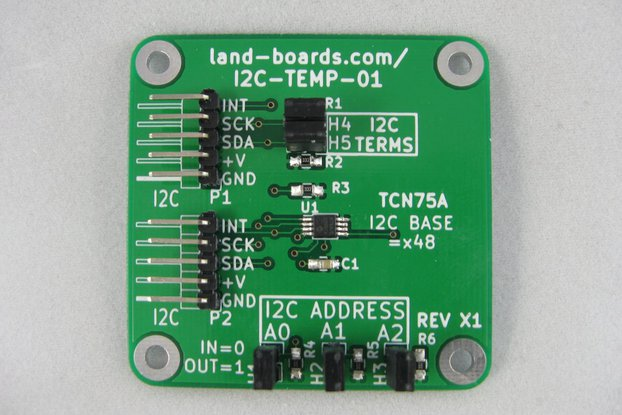 I2C Temperature Sensor (I2C-TEMP-01)