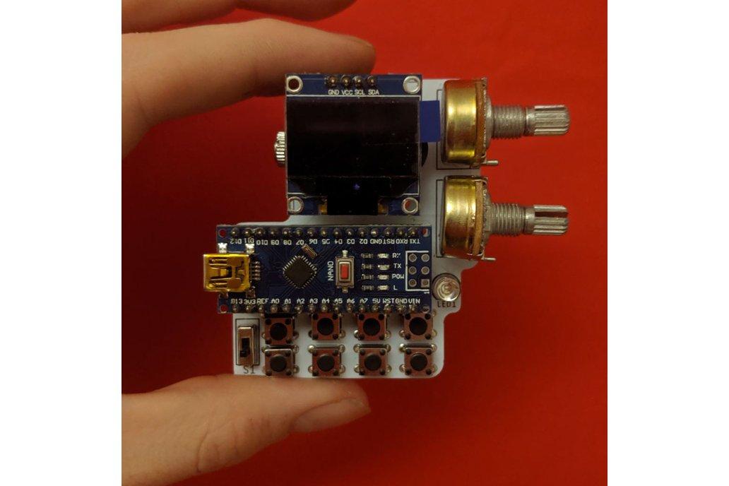 Minor: Arduino Audio Development Board Kit 1