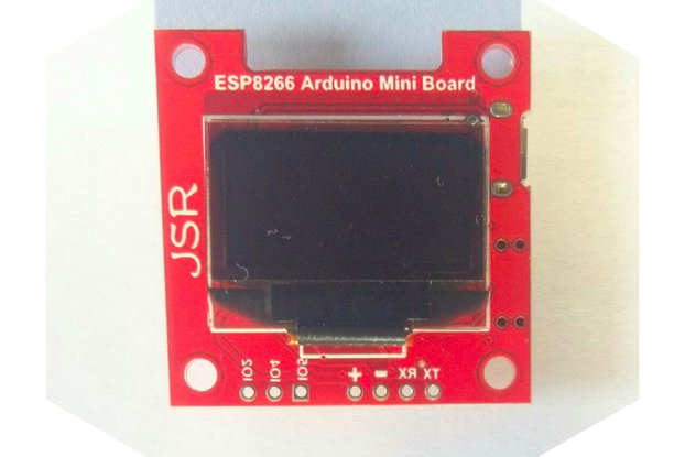 ESP8266 OLED Display Module SSD1306 I2C