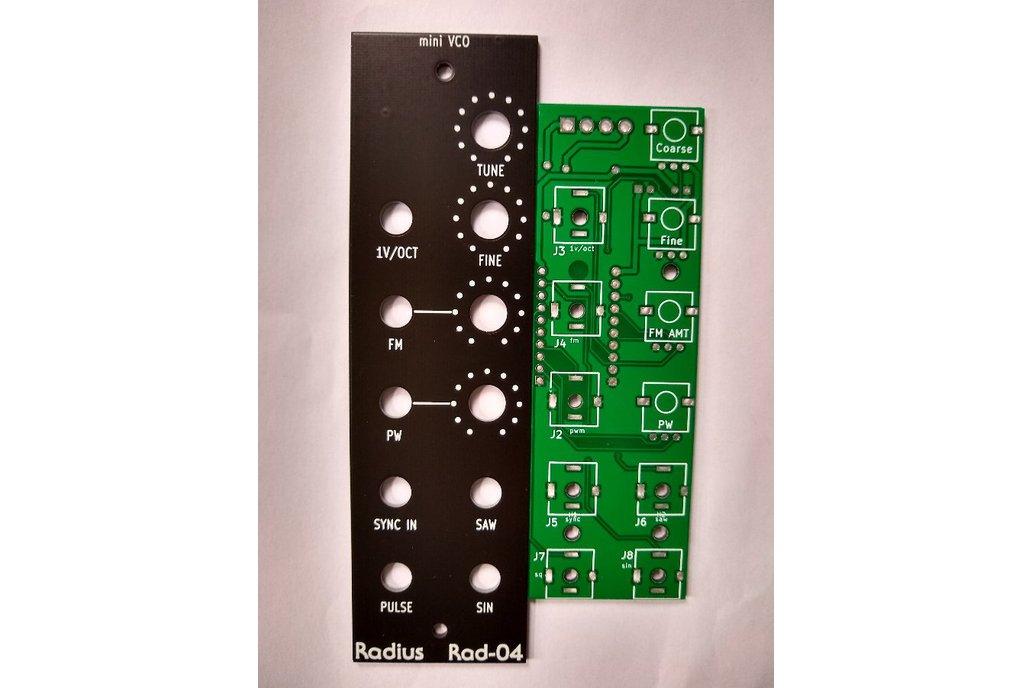Rad-04 Mini VCO 1