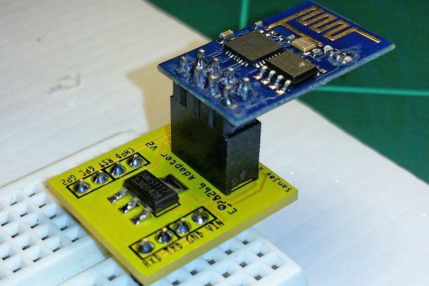 ESP8266 Adapter
