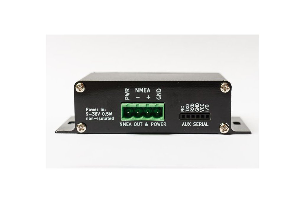dAISy 2+ dual-channel AIS Receiver with NMEA 0183 3