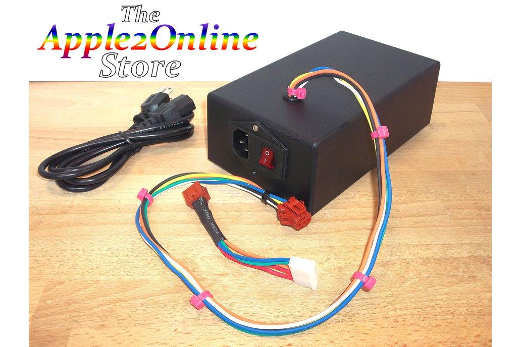 External Power Supply Unit for Apple IIe & IIGS 1