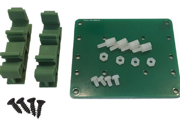 DIN-Rail kit for Raspberry Pi 2/3/Zero