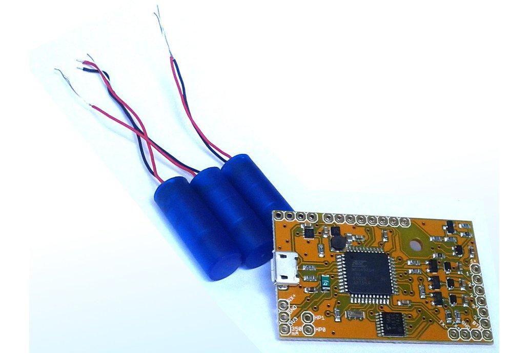 Dilduino — the Arduino for sex toys 1