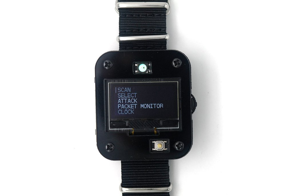 DSTIKE Deauther Watch V2 1