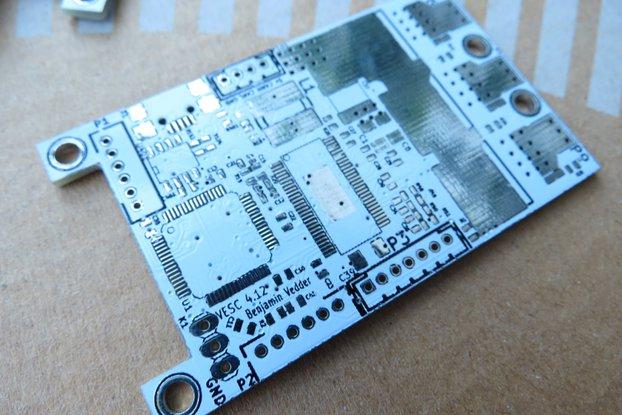VESC ebike skateboard BLDC hub motor controller