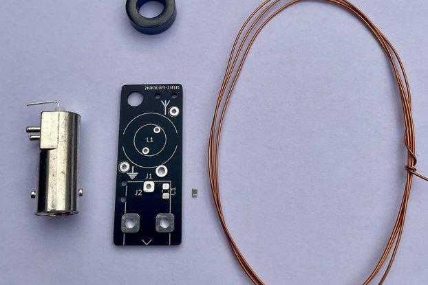 Tiny QRP EFHW Kit