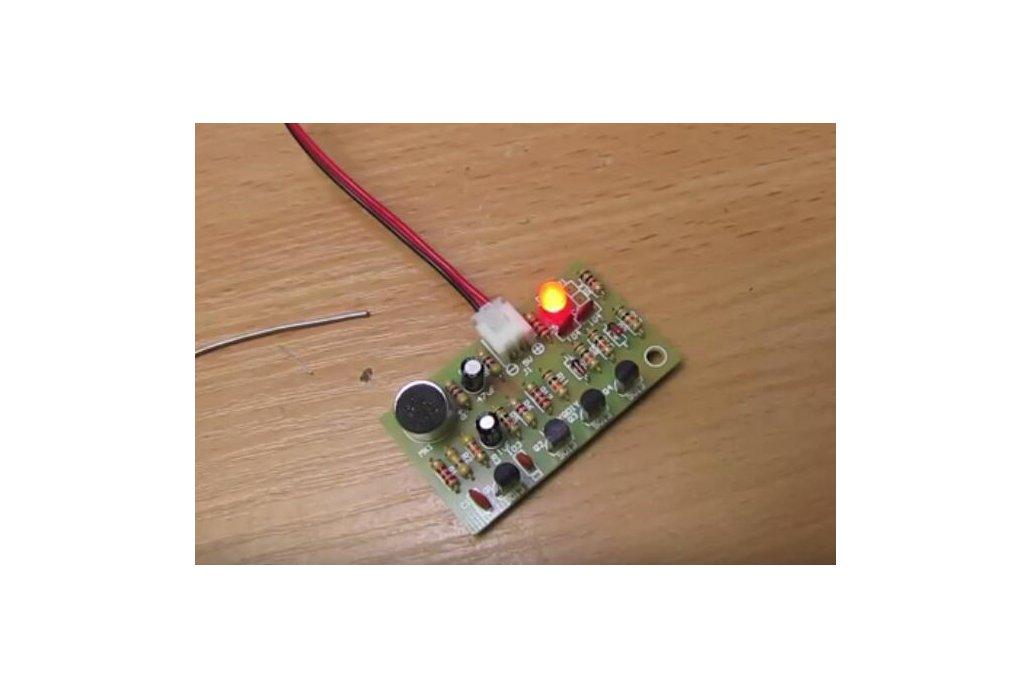 Clap Switch Suite Electronic DIY (1755) 4