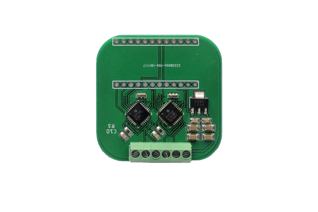 Dual MCP25625 Mini Can Bus Shield