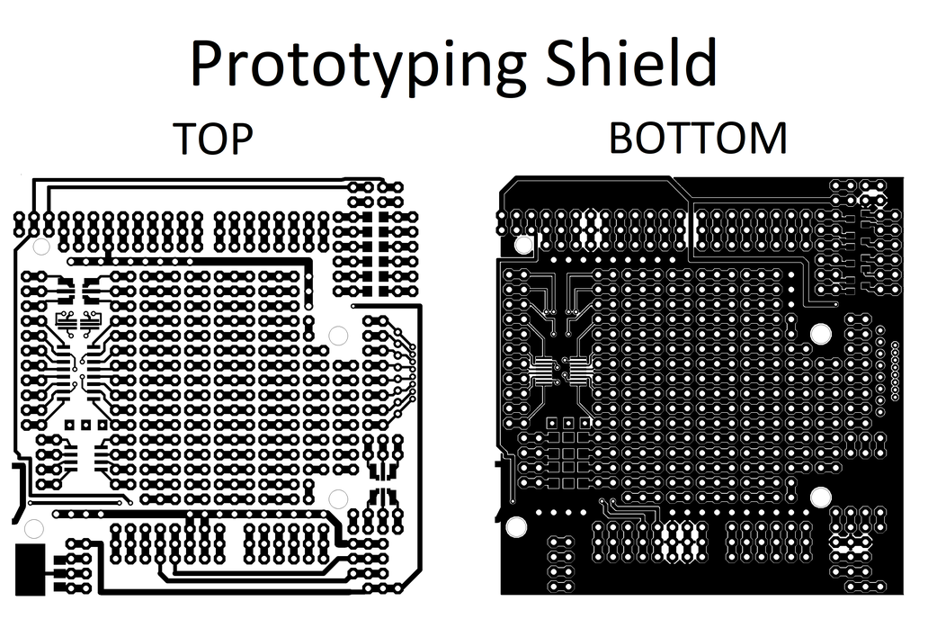 Prototyping Shield for Arduino 4