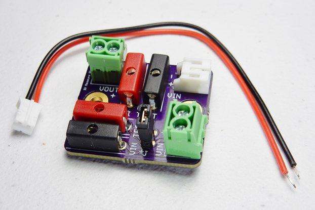 Power Profiling Voltage & Current Test Jig