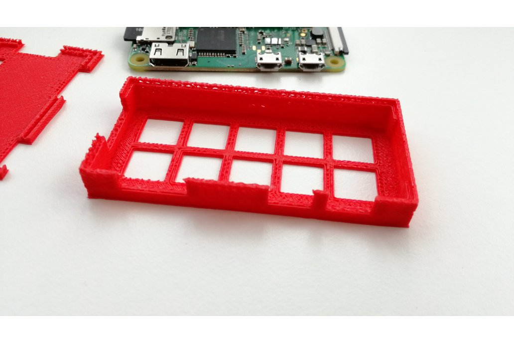 ANAVI Mini Raspberry Pi Zero Case 3