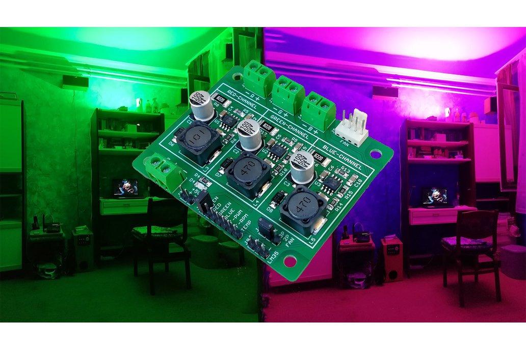 High-Power RGB-LED Driver V1.3X 1