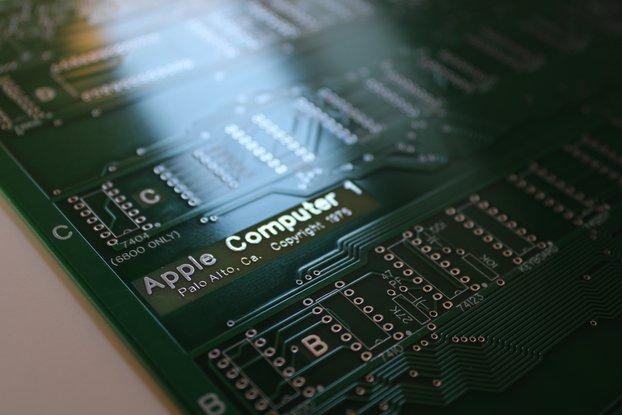 Replica Apple-1 PCB board