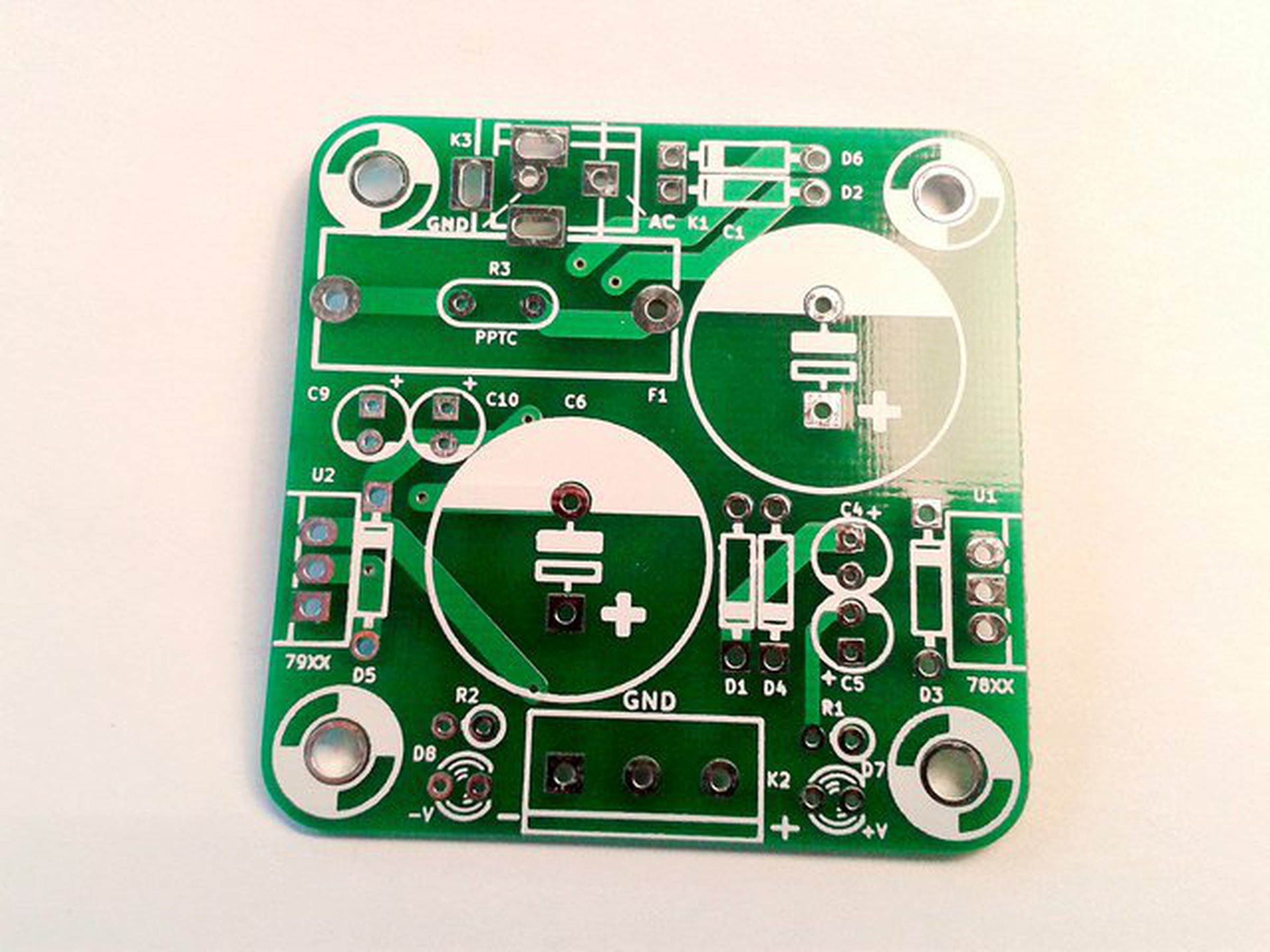 Electronic Components Blog Mini Intercom By One Ic Opamp Dual Power Supply From Things And Stuff On Tindie 2
