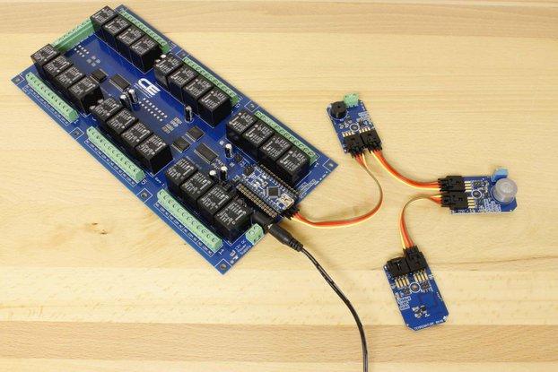 ADT75 I²C Temperature Sensor 12-Bit.