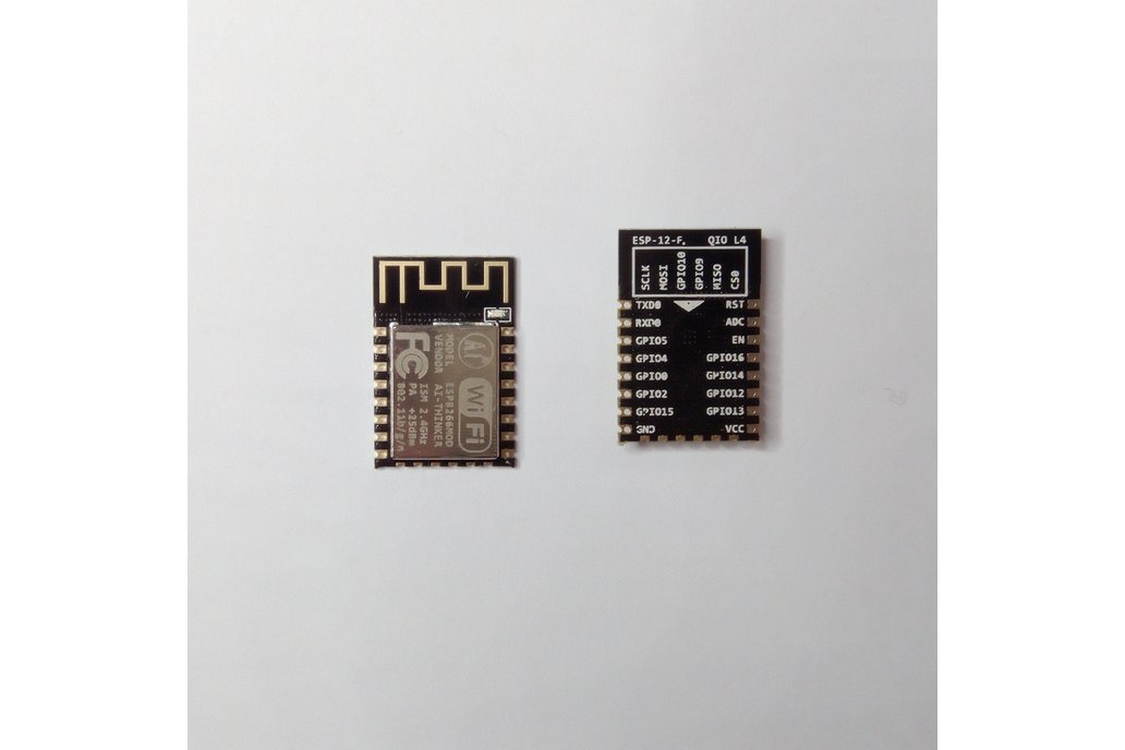 ESP 12F board with ESP8266 microcontroller  1