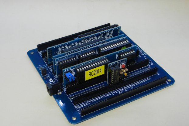 RC2014 Classic - Homebrew Z80 Computer Kit