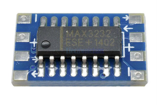 MCU Mini RS232 to TTL Converter