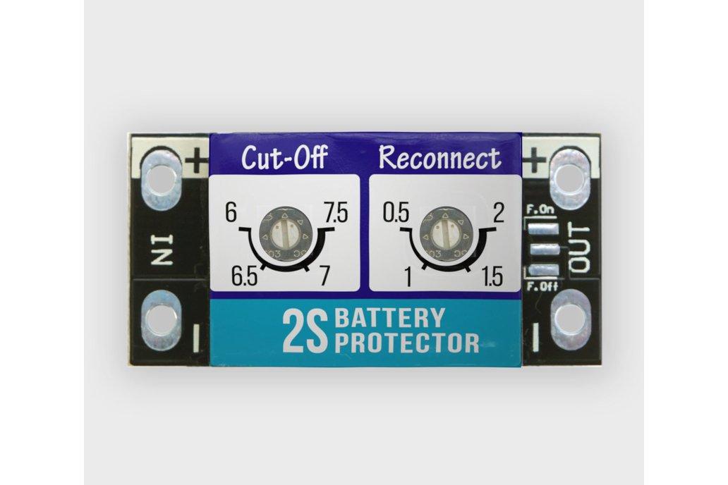 Li-Ion BATTERY PROTECTOR 5A 1