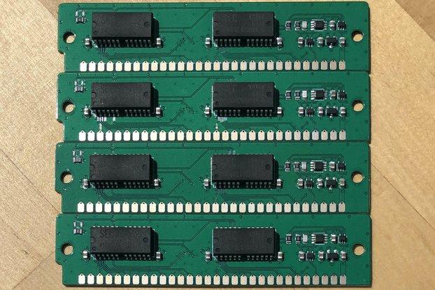 "GW4194A -- 4x4MB ""PAL SIMM"" RAM for Mac II and IIx"
