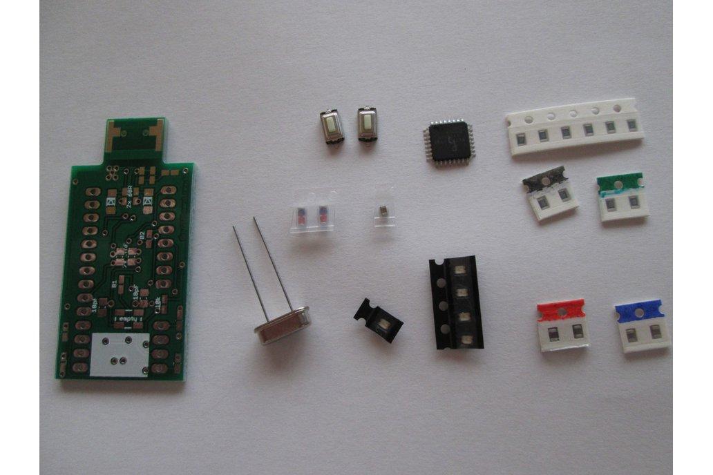 tinyUSBboard - Rev. 4 SMT  kit  6