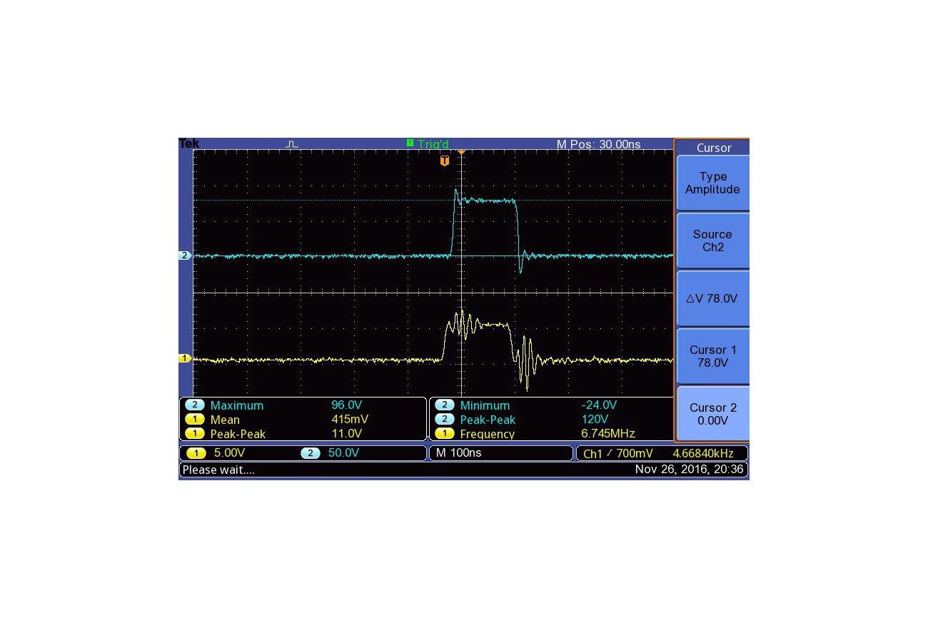 Ultrasound imaging pulser module