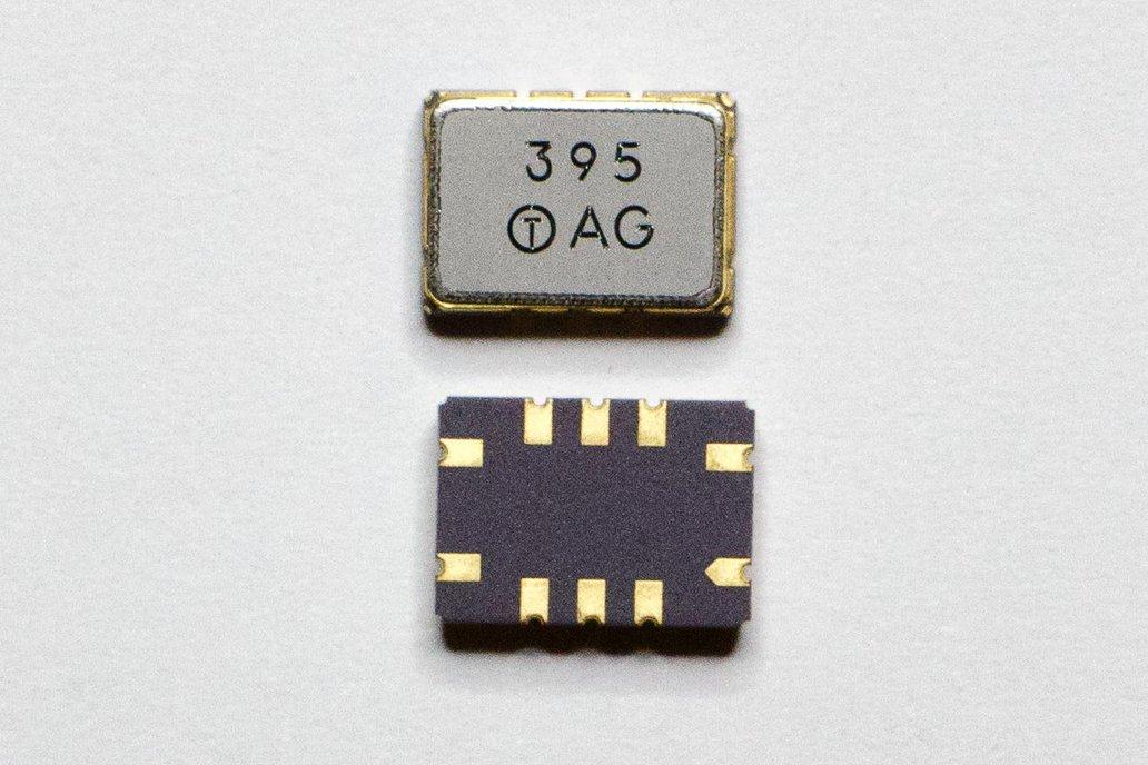 TAI-SAW TA0395A SAW Filter 1