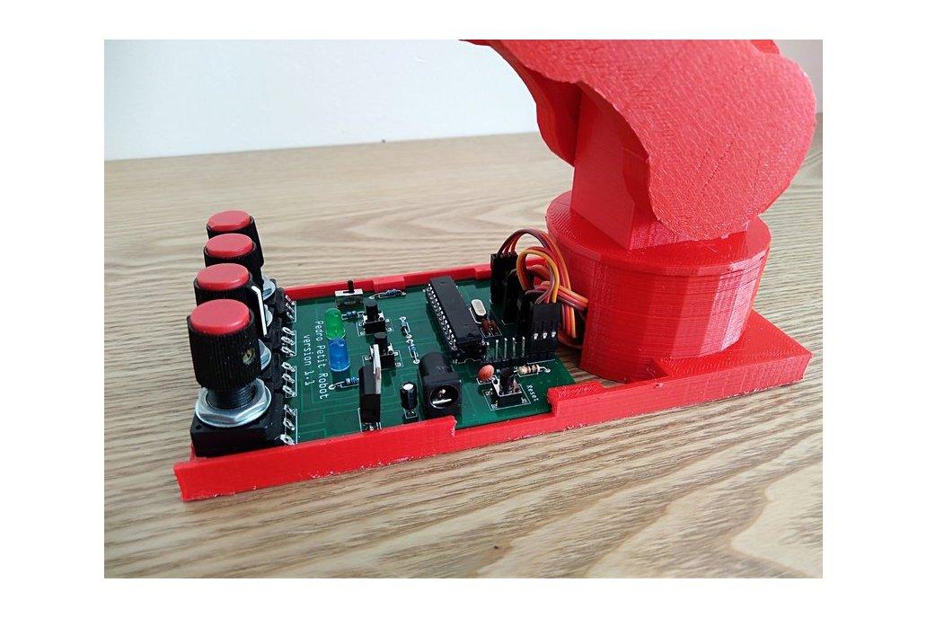 Pedro Robot Board 1