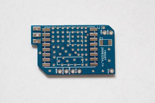RFM69(H)W Arduino Mini Pro Shield