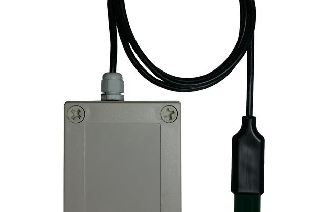 LoRaWAN Soil Moisture, Temperature sensor