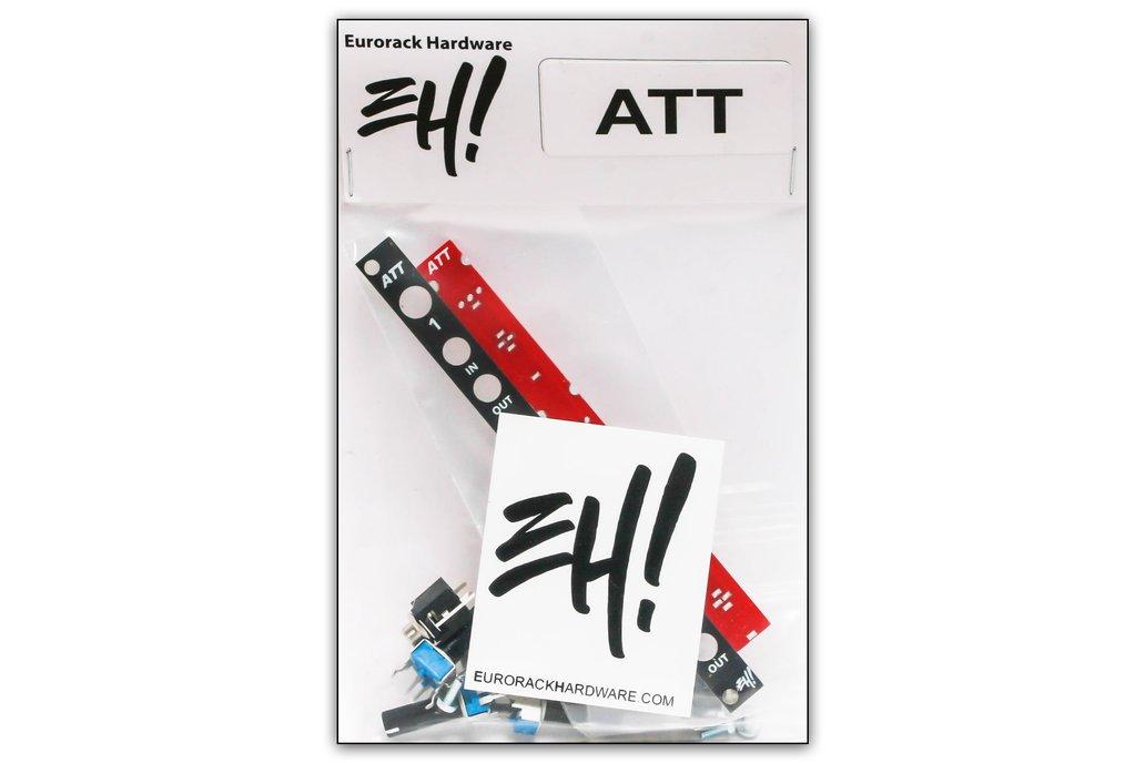 Eurorack Hardware ATT DIY Kit 1