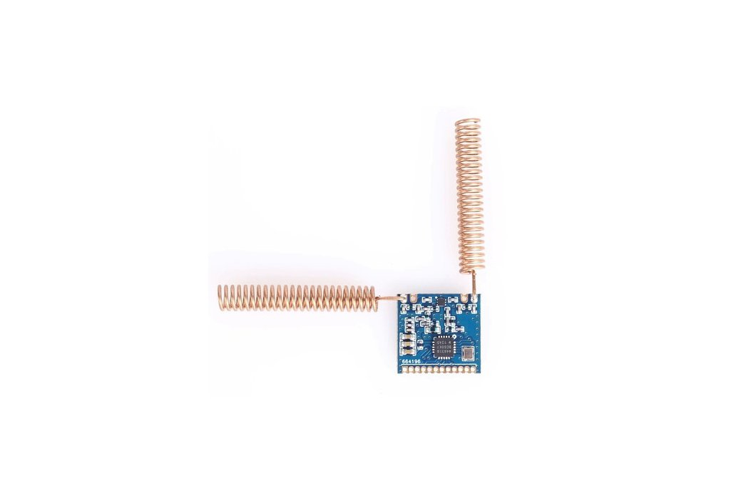 3200M Wireless module with double antenna 1