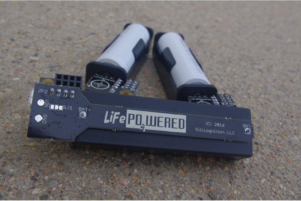 LiFePO4wered/Pi3 9