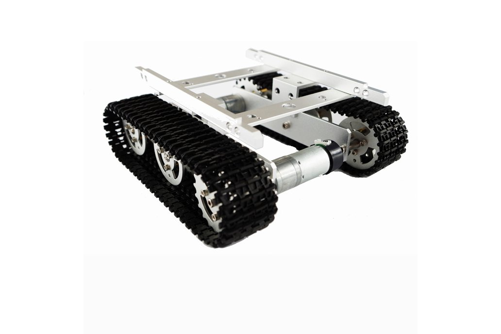 Metal Tank Chassis T100 2