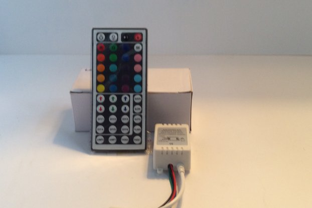44 Key Infrared controller for RGB LED Strips