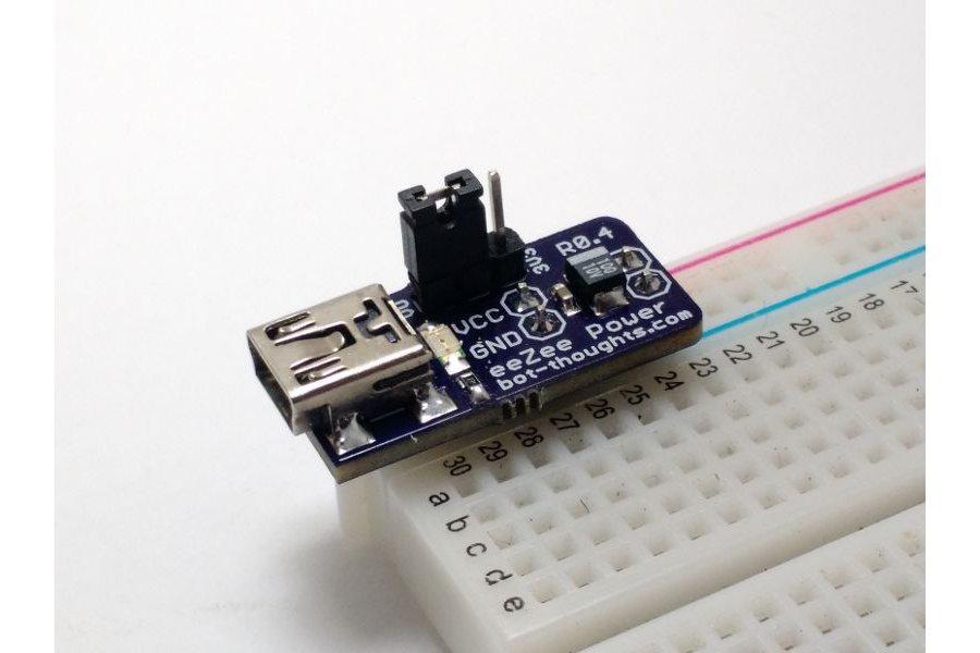 5V/3.3V USB Breadboard Power Module